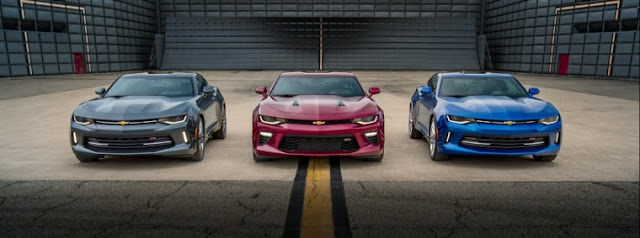 Consumers Can Start Ordering The 2016 Camaro On August 13th