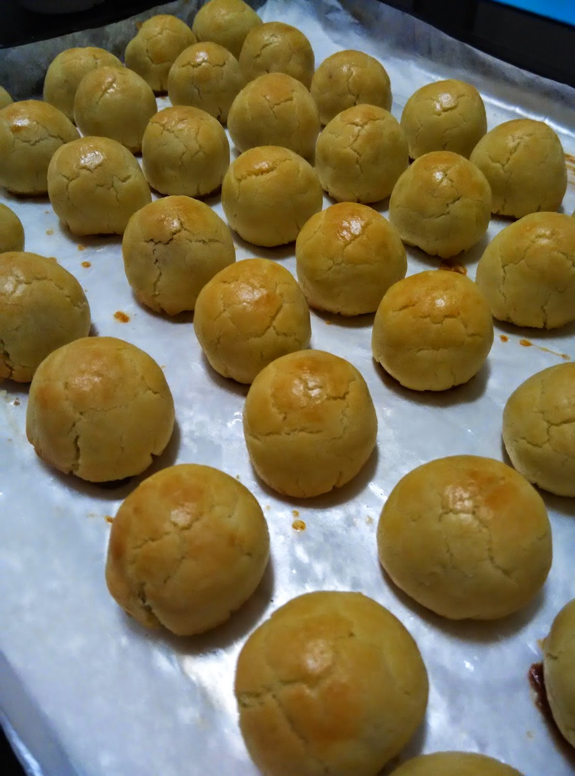 Pineapple Balls