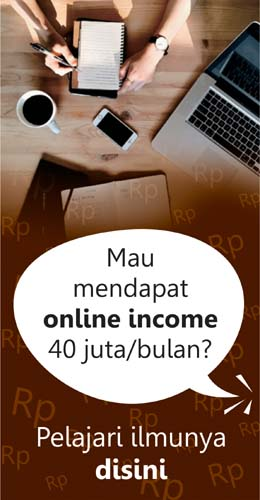 Mau Side Income Jutaan?