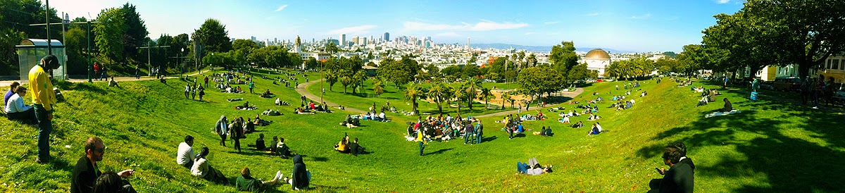 picnic area, park