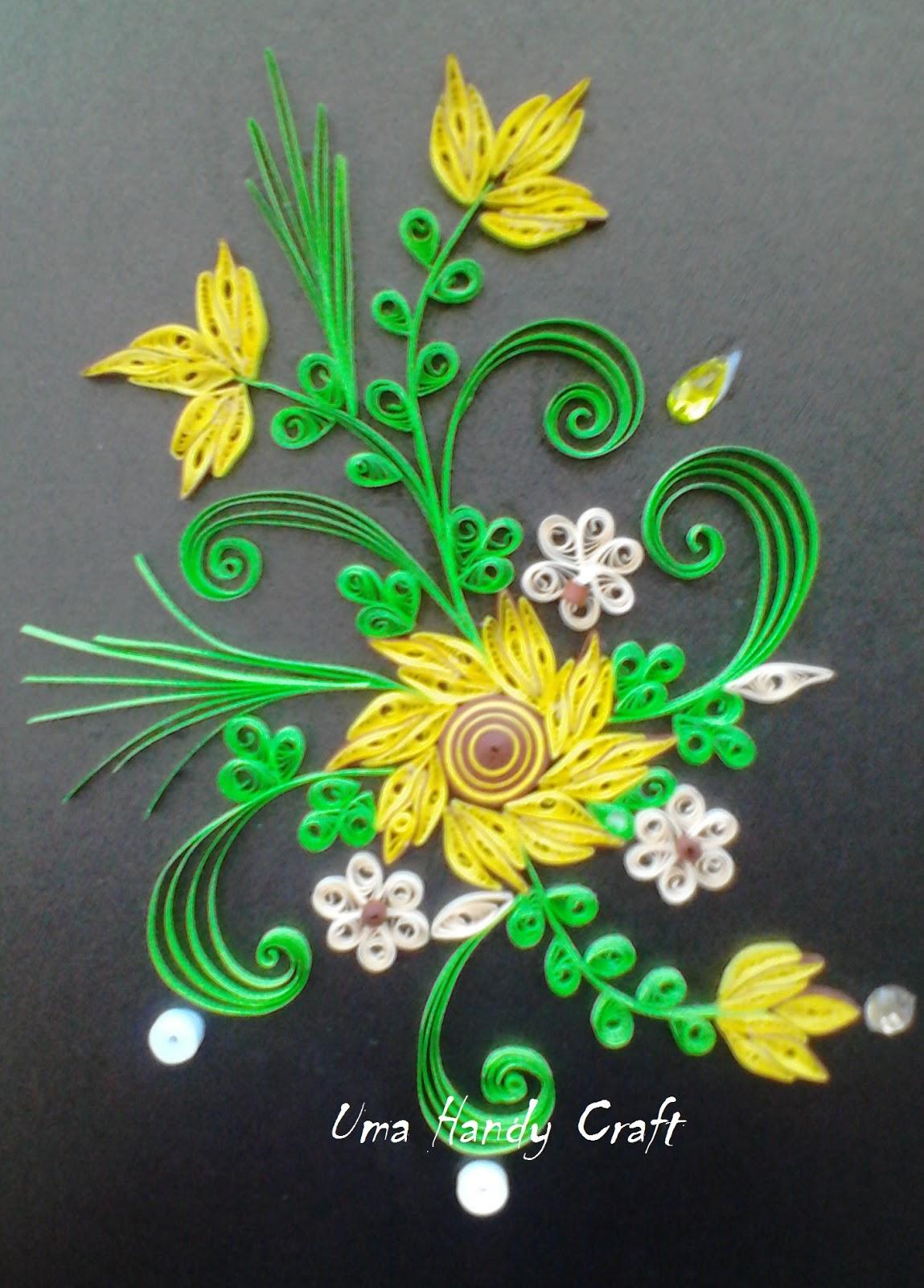 Maa craft Art (Designing Frames)