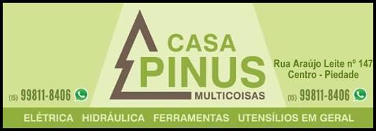 Casa Pinus Multicoisas