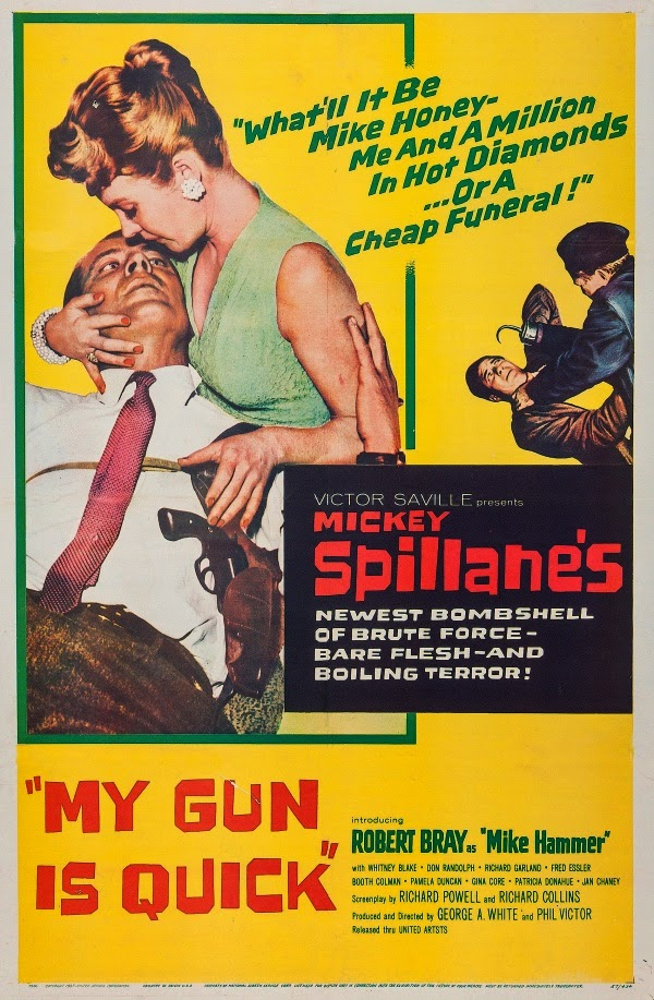 My Gun Is Quick (1957)