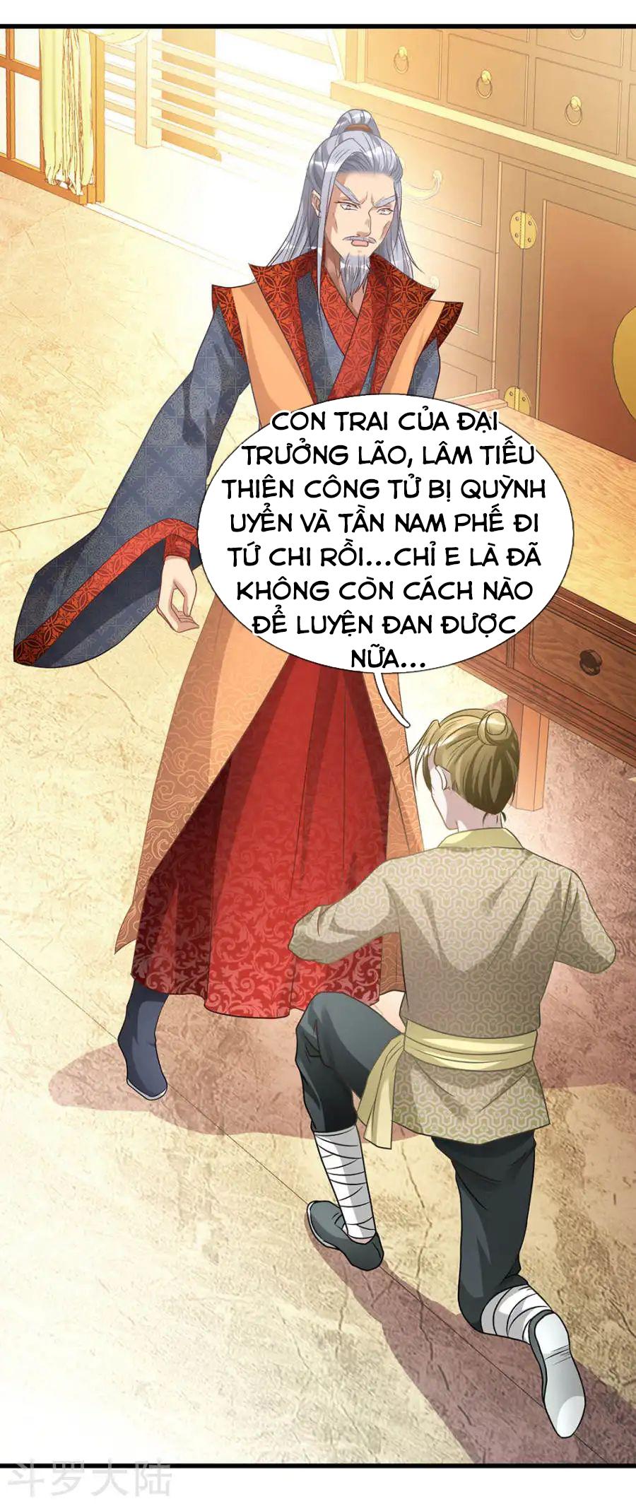 Nghịch Thiên Kiếm Thần chap 27 - Trang 15