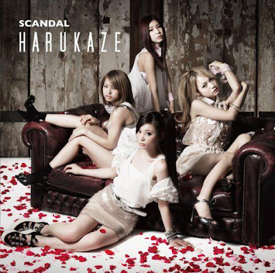 SCANDAL - HARUKAZE [Single] download
