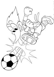 Desenhos do pica-pau