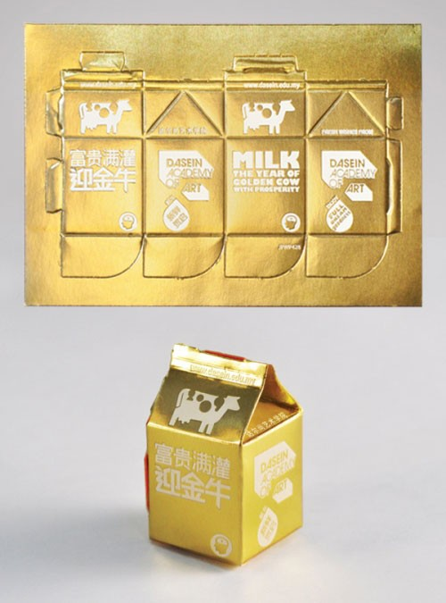 packaging  bouteille lait