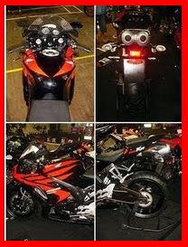 Gambar Foto Honda tiger CBR 1000.bmp