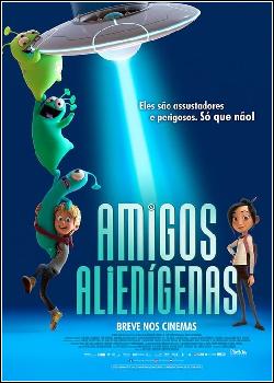 432383 - Amigos Alienígenas