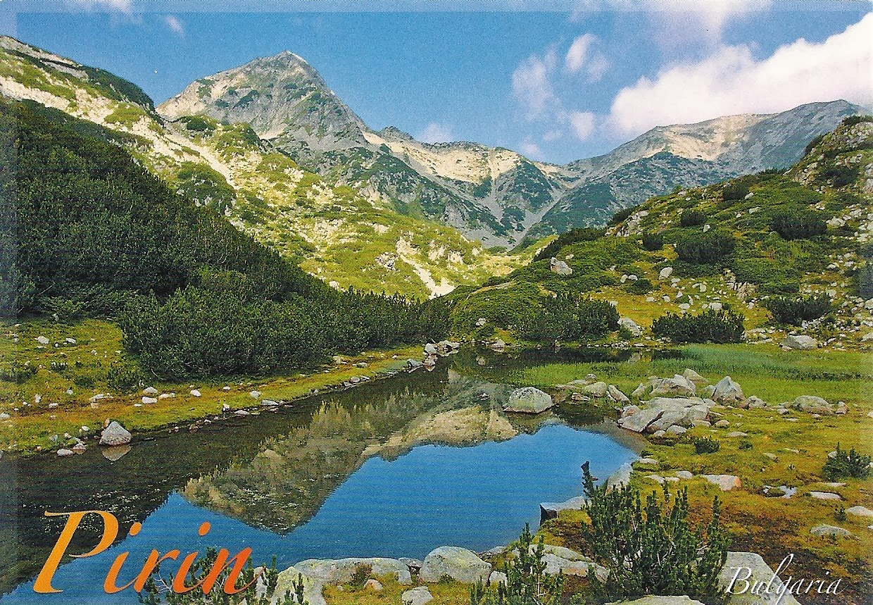 Let the World come into my home!: 114 BULGARIA - Pirin ...