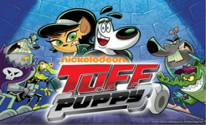 T.U.F.F. Puppy HD wallpaper