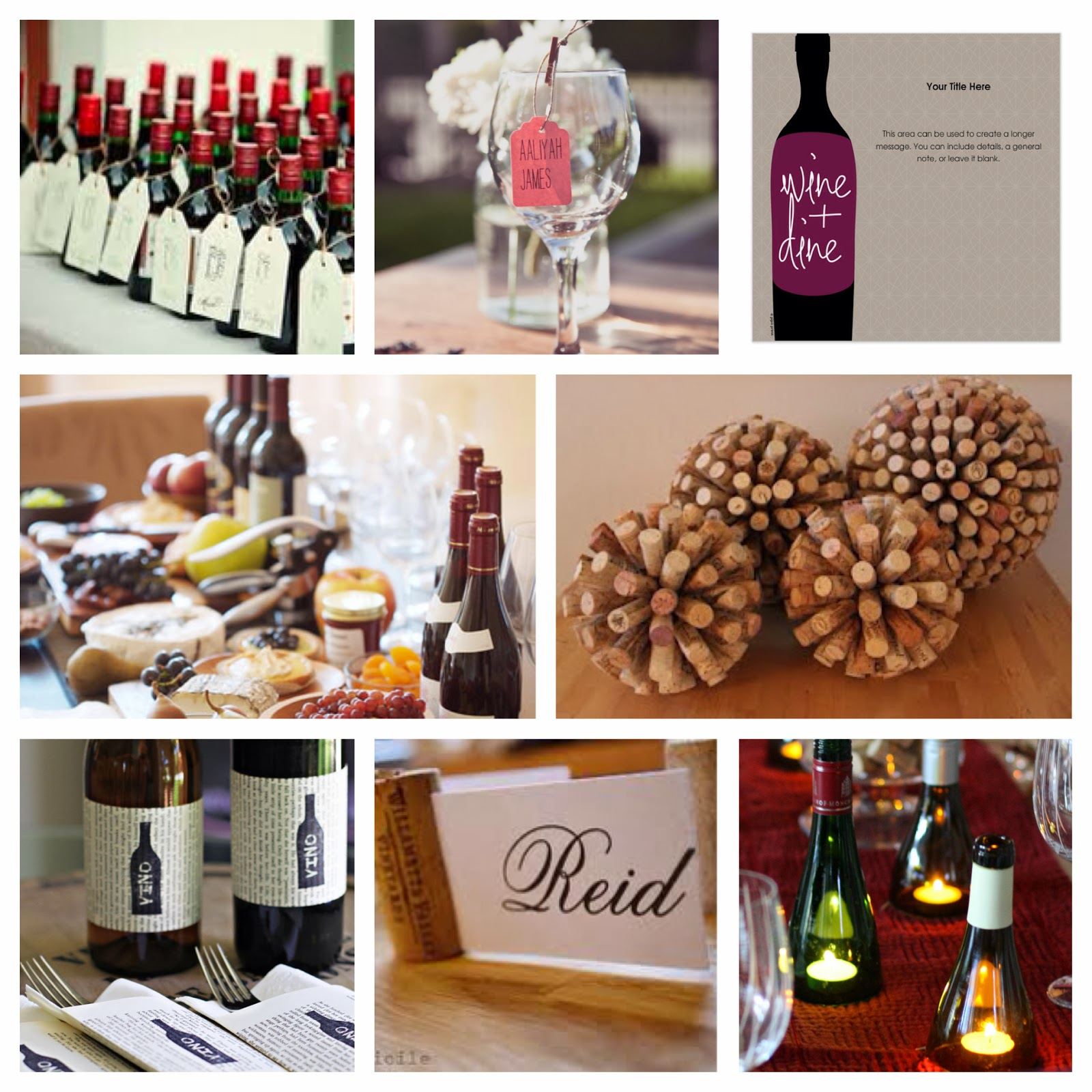 Wine Inspiration Board