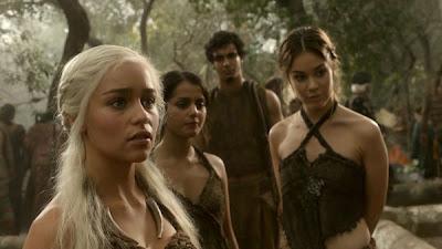 Daenerys sufre un intento de envenenamiento - Juego de Tronos en los siete reinos
