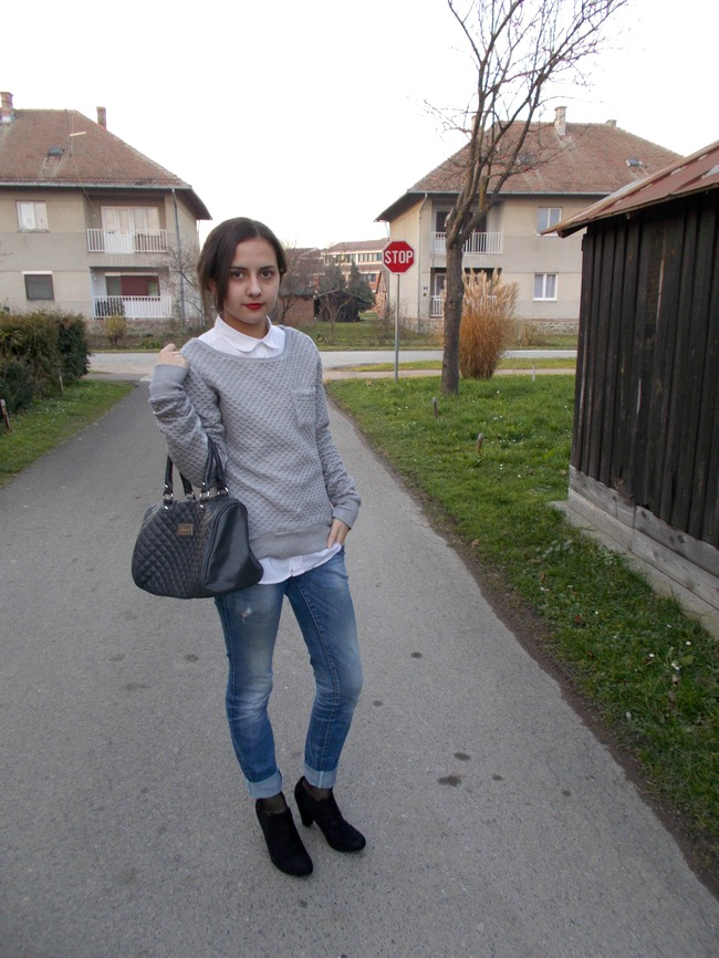 outfit,fashion blogger,fashion with valentina,valentina batrac,winter 2014 outfits,winter 2015 outfits,outfits with sweater