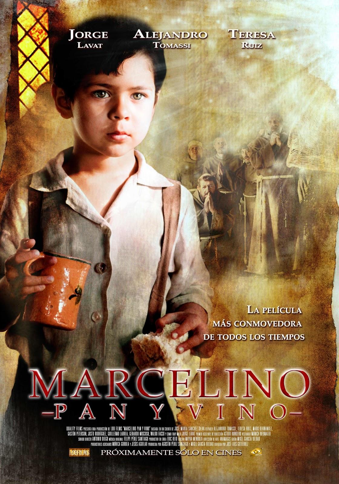 Descarga Marcelino, Pan y Vino