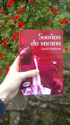 """Ya en mis manos """"Sueños de verano"""" de Carole Matthews"""