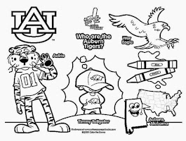 Ncaa College Football Helmets Coloring Pages