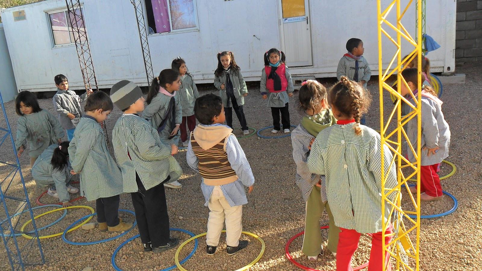 Jard n de infantes n 286 stas son algunas de las for Actividades de jardin de infantes