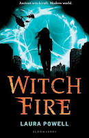 bookcover of WITCH FIRE  by Laura Powell