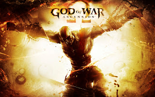 God of War Ascension Chained Kratos HD Wallpaper