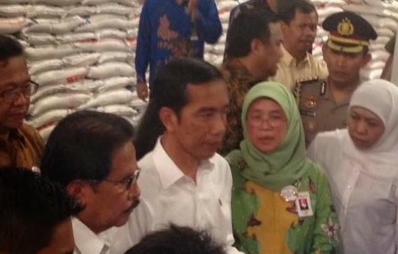 harga naik, beras kini susadh dicari