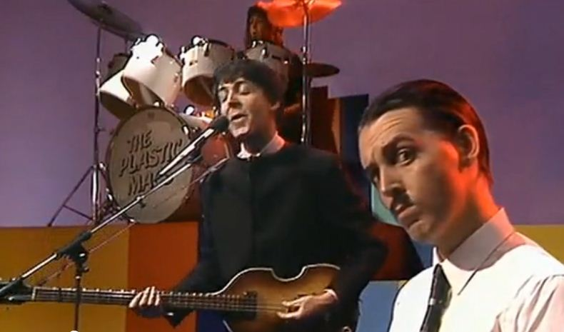 Maccing Out Paul Performs With Himself And As In The Promotional Video For Coming Up