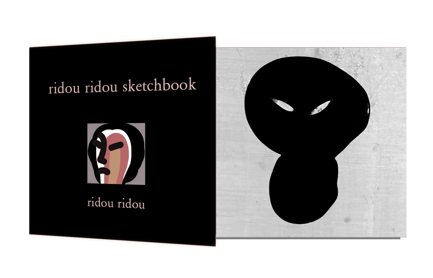 Ridou Ridou Sketchbook