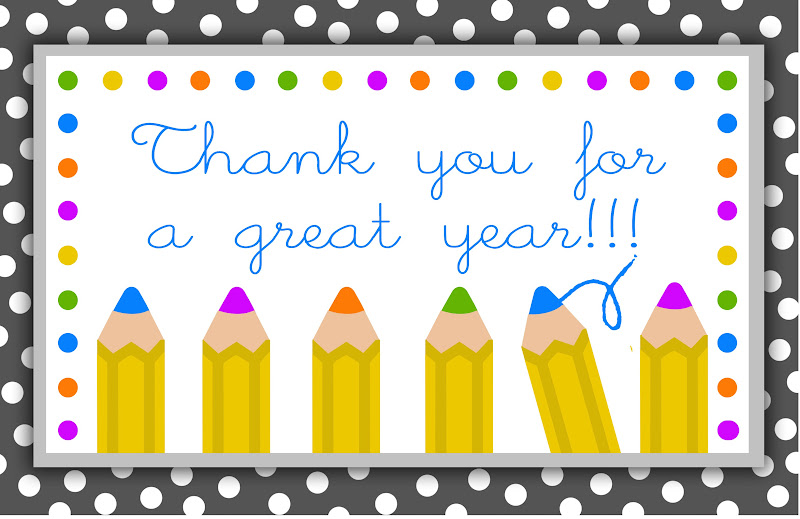 Image result for thank you for a great year!