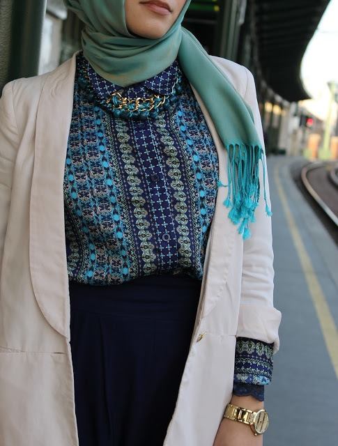 Clothes For Muslim Women - Hijab tumblr_ml7lzm27OU1rf