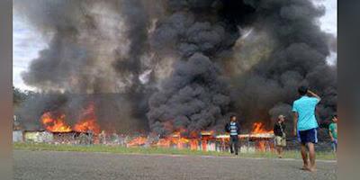 Kapolri Terkait Kasus Pembakaran Masjid Tolikara: Jika Penembakan Sudah Sesuai Prosedur Tidak Masalah