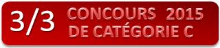 3 concours d'agent administratif des finances publiques 2015