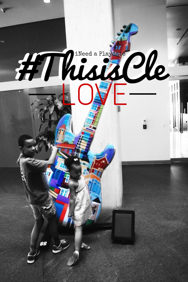 Amazing #ThisisCLE Adventure Pictures