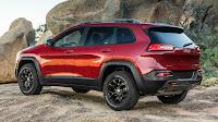 2014 Jeep® Cherokee side