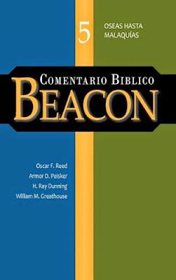 Comentario Bíblico Beacon-Tomo 5-