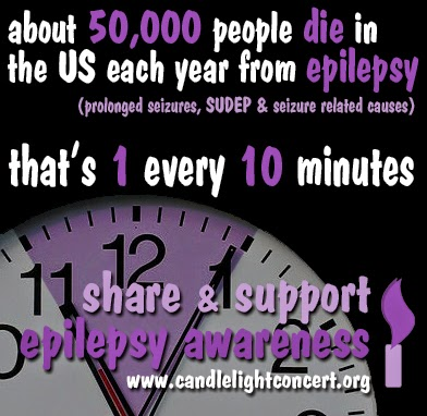 Roberts Sister Epilepsy Awareness Month Day 26 Epilepsy Rant