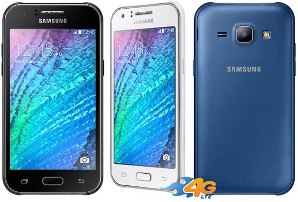 harga HP Samsung Galaxy J1 4G terbaru 2015