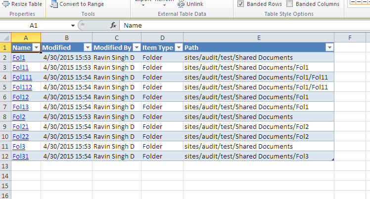 Export Sharepoint Folder Structure To Visio Technet