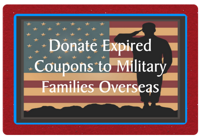 Coupons for troops