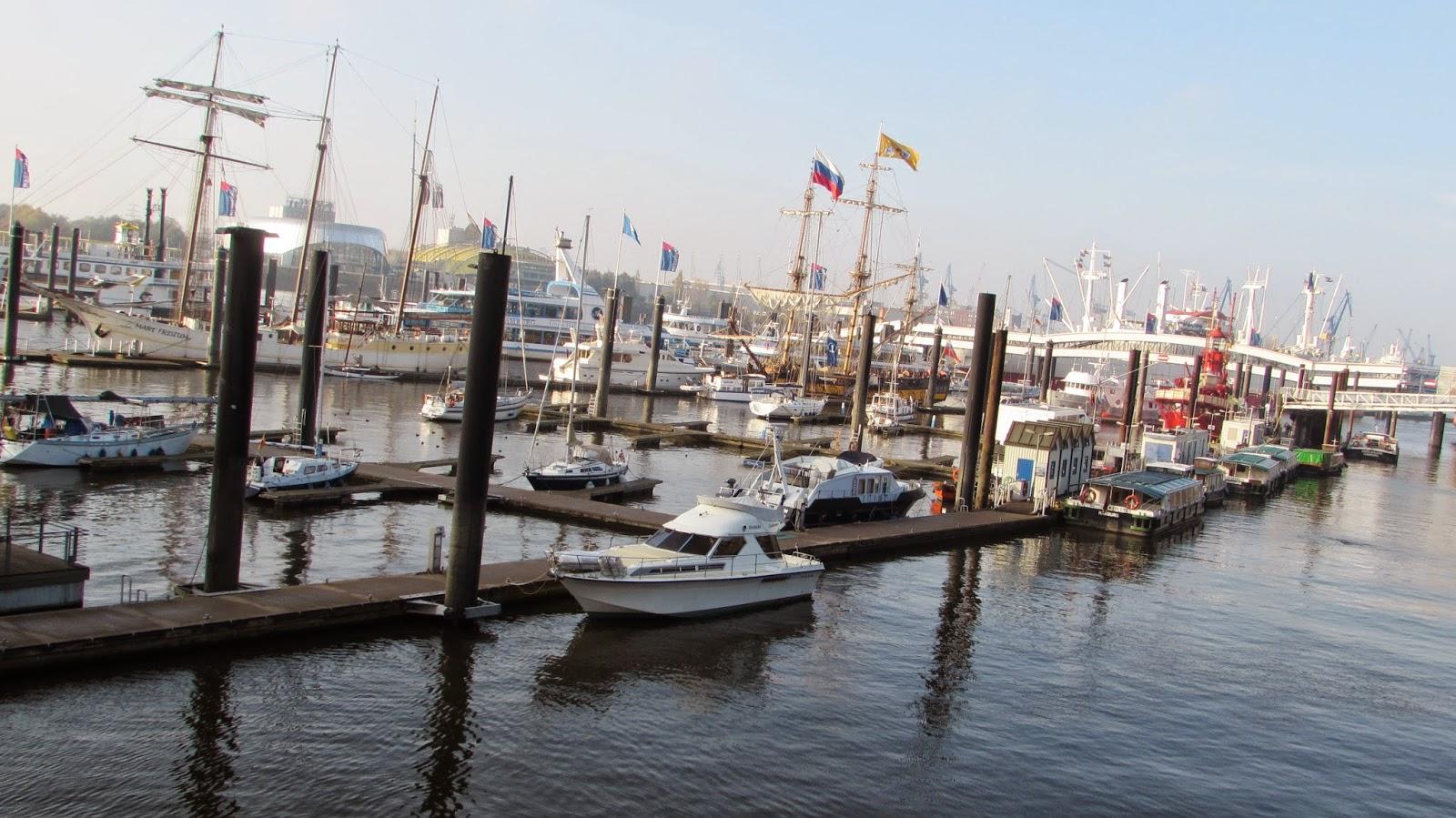 port, miasto Hamburg, visit Hamburg