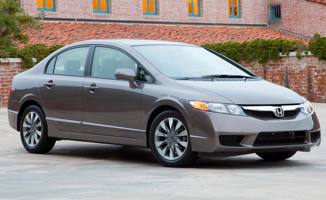 Automobiles  Honda Civic
