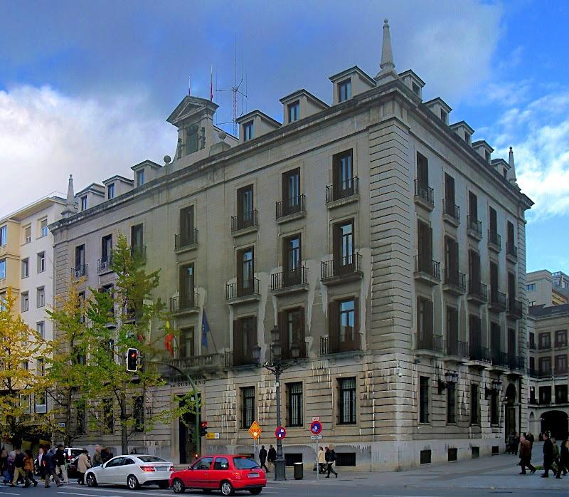 Edificio Delegación del Gobierno en Cantabria