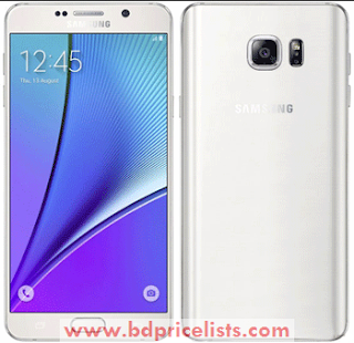 Samsung Galaxy Note 5 Full Specification And Price In Bangladesh