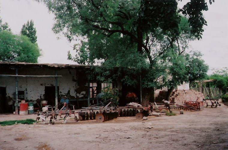 la chacrita casa de González Troncoso
