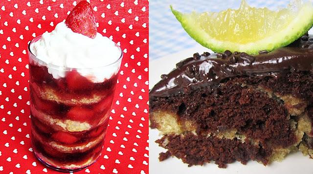 12 sobremesas incríveis feitas com frutas