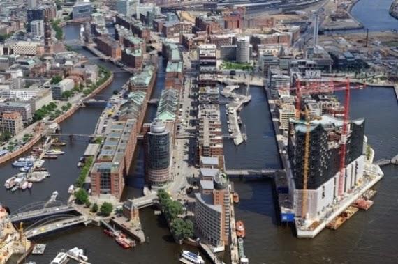 Крупномасштабность современных городов
