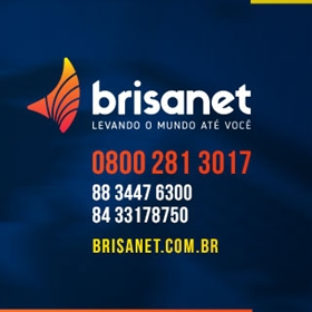 Brisanet, a melhor internet do Nordeste em fibra óptica
