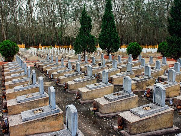 Cementerio de la DMZ