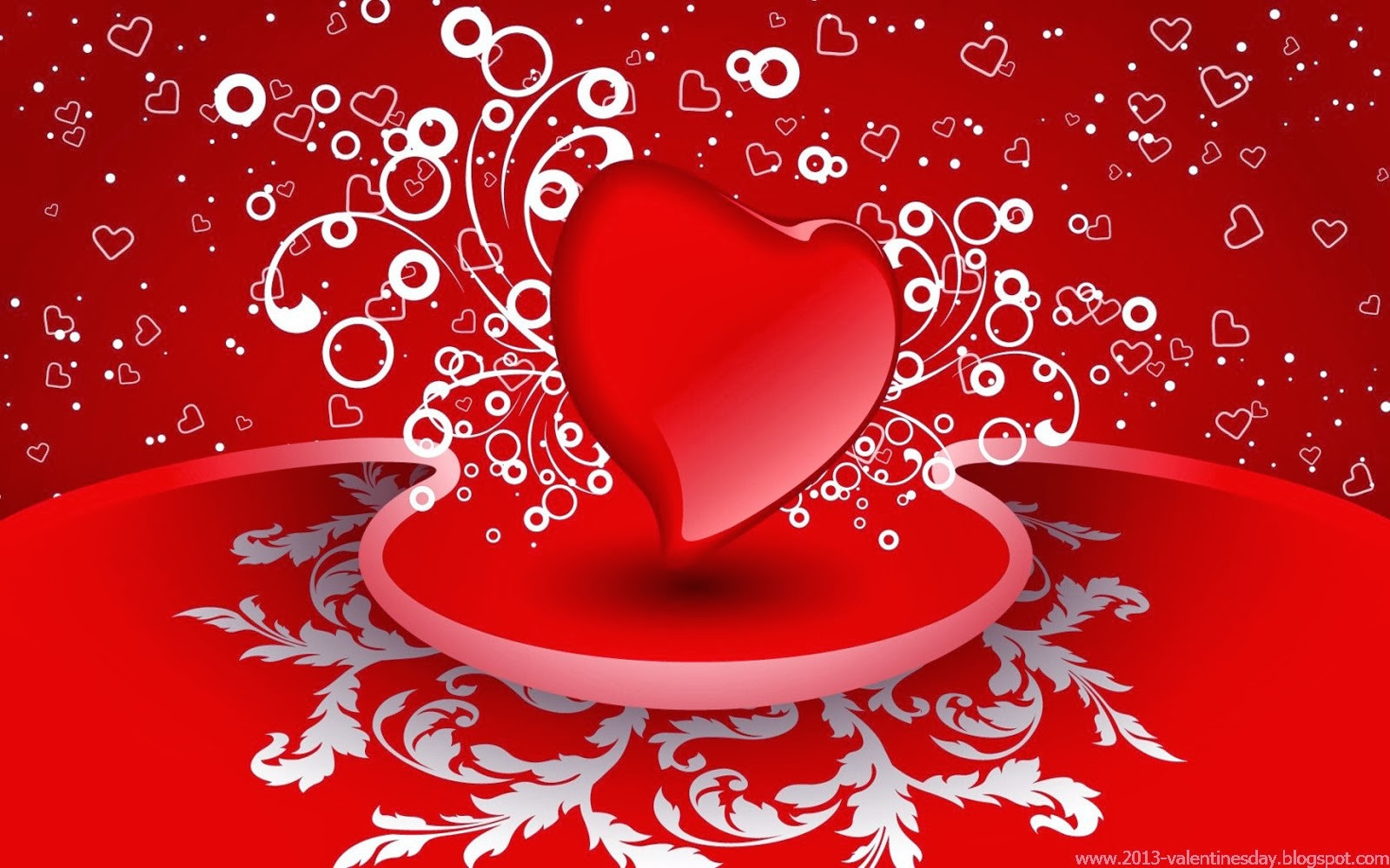 red-heart-romantic-valentine-wallpaper