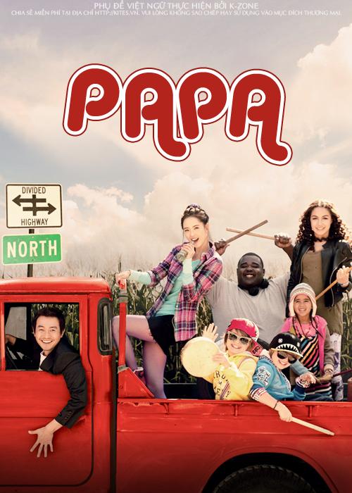 Papa 2012 poster