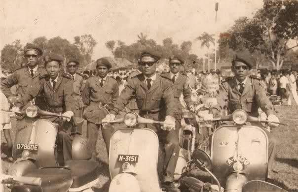 Vespa Kongo